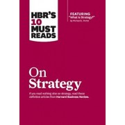 HBR's 10 Must Reads on Strategy, Paperback/Harvard Business Review