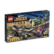 New Lego 6864 Dc Universe Super Heroes Batmobile & The Two Face Chase Minifigure