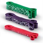 Capital Sports Resistor Set, elasztikus gimnasztikai gumiszalag (PL-850-852)