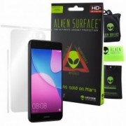Folie Alien Surface HD Huawei P9 lite mini 2017 protectie spate laterale + Alien Fiber cadou