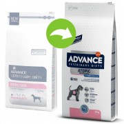 15kg Advance Atopic Care Veterinary Diets pienso para perros