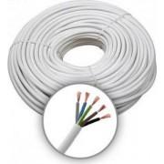 MTK 5x4 (H05VV-F) Sodrott erezetű Réz Villanyszerelési kábel