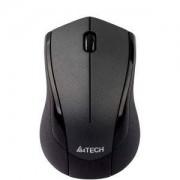 Мишка Безжична V-Track PADLESS мишка G7-400N-1, черна- гланцирана повърхност,3бут; 2.4Gh, USB, нано рисивър - A4-MOUSE-G7-400N-1