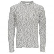 Only Пуловер с круглым вырезом, из тонкого трикотажа