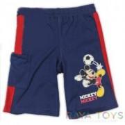 Детски къси панталонки Mickey Mouse тъмно сини Disney