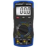 HOLDPEAK 770A Digitális multiméter VAC VDC AAC ADC ellenállás kapacitás NCV.