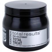 Matrix Total Results Pro Solutionist mascarilla nutritiva para cabello dañado, químicamente tratado 500 ml