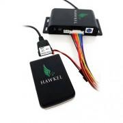 Kit control auto pentu GPS tracker Hawkel HI-602X