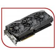 Видеокарта ASUS GeForce GTX 1080 Ti 1708MHz PCI-E 3.0 11264Mb 11100Mhz 352 bit DVI 2xHDMI HDCP ROG-STRIX-GTX1080TI-O11G-GAMING