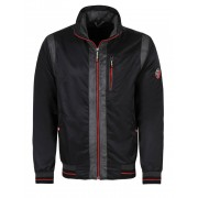 Giorgio Di Mare Winter Coat Long Sleeved Sweater Black GI6293056