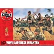 Airfix Japanese Infantry WWII - figurki w skali 1:72 - Airfix A01718