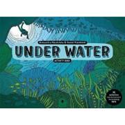 Under Water Activity Book, Paperback/Aleksandra Mizielinski