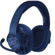 Слушалки Logitech G433, микрофон, 2 m кабел, син камуфлаж