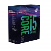 INTEL CP BX80684I58600K CORE i5-8600K 6CORE 3.6GHZ 95W SOCKET 1151