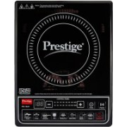 Prestige PIC 16.0+ 1900- Watt Induction Cooktop Induction Cooktop(Black, Push Button)