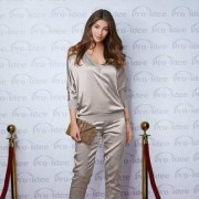 Sly 010 Sly 010 Wende-Sweater oder -Joggpants, 40 - Beige - Sweater