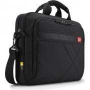 """Geanta laptop Case Logic DLC 115 pentru 15.6"""" si tableta de 10.1"""", Black"""
