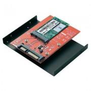 Konverter mSATA SSD-SATA + beépítő keret (994046)