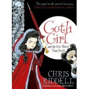 Goth Girl and the Fete Worse Than Death, Hardcover