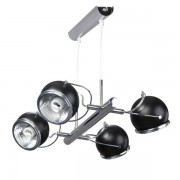 Lustra, Pendul modern cu 4 spoturi Ball 5009414 Spot Light
