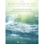 Hal Leonard - River Flows In You And Other Eloquent Songs For Solo Piano