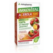 Arkofarm srl Arkopharma Acerola 1000 30 Compresse Masticabili