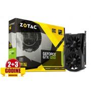 Grafička kartica GeForce GTX1050 Zotac OC 2GB DDR5, HDMI/DVI/DP/128bit/ZT-P10500C-10L