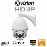 Špičková Full HD IP kamera s 120m IR LED, 20x optický zoom