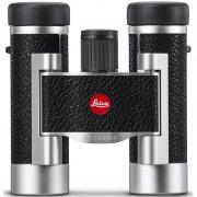 Leica Binocolo Ultravid 8x20 leather, silver