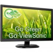 "Viewsonic VA2465SH 24"" 16:9 (23.6""), 1920x1080 SuperClear MVA LED, 5ms, 250 nits, VGA and HDMI, H 178 / V 178"