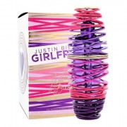 Justin Bieber Girlfriend eau de parfum 50 ml donna