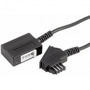 Hama Phone Cable extension [1x TAE-Uplug - 1x TAE-N/F socket] 10 m ...