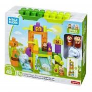 Aventura En El Zoológico - Mega Bloks