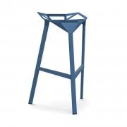 Magis Stool One Barhocker H 67cm blau