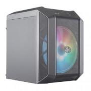 COOLER MASTER CASE H500P MESH WHITE ARGB MID TOWER, SIDE PANEL, MICROATX-MINI ITX, 2XUSB 3.2, 2XUSB 2.0, 1X3.5MM AUDIO JACK, 1X3.5MM MIC JACK, 1XARGB CONTROLLER, 1XARGB 2-TO-3 SPLITTER, 2X200MM ARGB FAN FRONT, 1X140MM ARGB FAN REAR, BIANCO