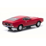 1971 Ford Mustang Mach 1, Red - Greenlight 86304 - 1/43 Scale Diecast Model Toy Car