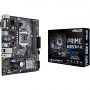 Matična ploča Asus PRIME B360M-K Baza Intel® 1151v2 Faktor oblika Micro-ATX Set čipova matične ploče Intel® B360