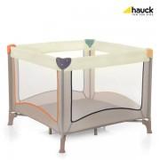 Hauck Lekhage Dream 'n Play Square - Multicolor Beige