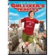 Gullivers travels DVD 2010