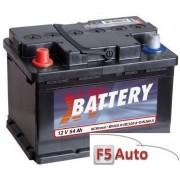 Acumulator XT Battery Classic 54Ah Borna inversa