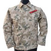 Bluza wojskowa dziecięca - Pustynny Mundur dla dziecka