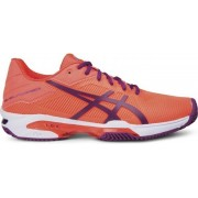 ASICS tennisschoenen Gel Solution Speed 3 Clay dames oranje maat 44