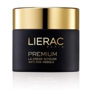 Ales Groupe Italia Spa Lierac Premium - Crema Ricca Anti-Età Globale La Crème Soyeuse - Vaso Da 50 Ml