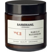 Barberians Grooming Pomade Clay 100 ml Bartwachs