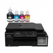 Multifuncional Brother MFC-T800w Wifi C/ Tinta Continua Oficio Y Fax
