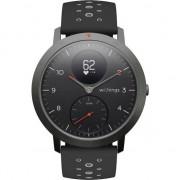 Ceas smartwatch Withings Steel HR Sport 40mm, Black