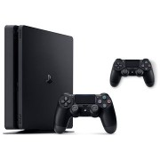 PlayStation 4 Slim 500 GB + 2x DualShock 4