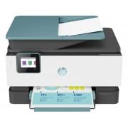 HP OfficeJet Pro 9015 All-in-One Oasis Multifunctionele inkjetprinter (kleur) A4 Printen, scannen, kopiëren, faxen LAN, WiFi, Duplex, Duplex-ADF