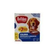 Coleira Bulldog Anti-Pulgas e Carrapatos p/ Cães 64cm - Coveli