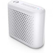 Портативна Bluetooth колонка Philips BT55W, цвят бял
